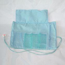 맞춤형 코튼 식기류 보관용 가방, 식기류 백