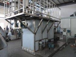 L'azote liquide Gel Pulvérisateur plastique moulin à farine fraiseuse cryogéniques pour PE PP PVC PET
