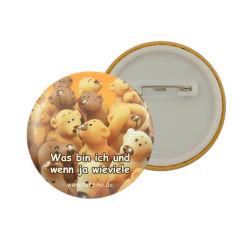 Personalizados promocionais Botão de pino de metal Botão Pin