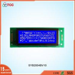 Tcc 2004 points de caractère de l'écran LCD Serial Interface I2C broche 14 du module d'affichage STN Affichage LCD 20x4