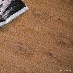 목재 바닥 라미네이트 바닥 EIR/양각/높은 광택 표면 8mm/10mm/12mm