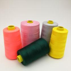 100%-ных дочерних обществ домашний пряжи оптовые дешевые полиэстер швейных поток