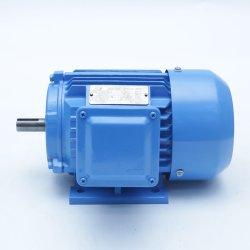 Ярд голубой цвет Чугунная рама Pole-Changing удвоенную скорость трехфазного электродвигателя