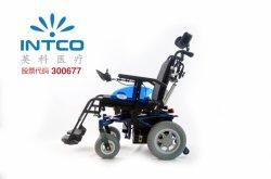 Cadeira de Rodas Multifuncional Elétrica de Aço