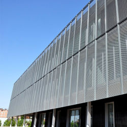건축재료 선스크린을%s 장식적인 금속 와이어 메시