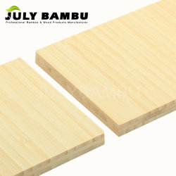 3 Layer 6 mm a 9mm de madeira de bambu para resina epóxi de bambu estratificados, mesa de cozinha