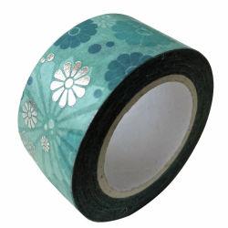 金ぱく押しの紙テープ熱い銀製のギフト用の箱のパッケージのホームDIY装飾的な防水付着力のWashi