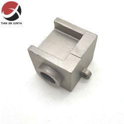맞춤형 스테인리스 스틸 투자 주조 볼 밸브 플러그 시트