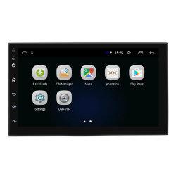 Android 8.1 Factory Media Player GPS WiFi Bluetooth AUTORADIO 2DIN ナビゲーション機器カーオーディオ FM ラジオ