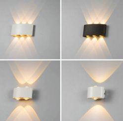 工場卸売バルコニーホテル屋外用白黒防水 LED 電球