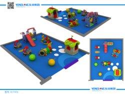 Venda por grosso de brinquedos de plástico Combitation brinquedo escolar para crianças Home Kindgarten