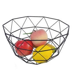 Altura de armazenagem de produtos hortícolas de ferro metálico de arame para frutas