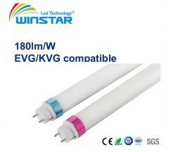 SMD RA2835>80 180lm/W T8 Tubo de LED de luz com driver interno