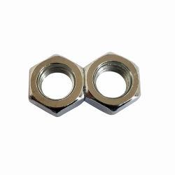 얇은 견과 육 헤드 GB /T 6172.1 DIN En ISO 4035 정연한 얇은 견과