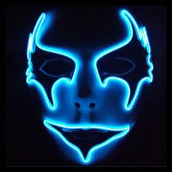 Geschenke EL-LED Maske Halloween