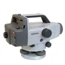 Niveau optique numérique 28X50 Sokkia grossissement SDL