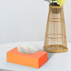 Hochwertige Bunte Nicht Toxische Gewebe Box Silikon Gewebe Box Abdeckung für Badezimmer Büro