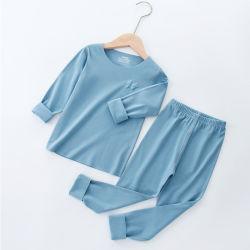 Groothandel Jongens Meisjes katoen Spandex 2ST kostuums Night 2sets Slaapkleding Voor kinderen