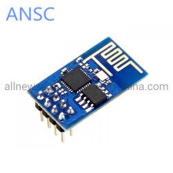 Esp8266 WiFi de serie de tamaño mini módulo inalámbrico de bajo consumo de energía de grado industrial ESP-01