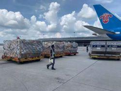Transitarios carga aérea de China a Croacia Professional Servicios de logística de envío rápido