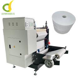 آلة إعادة لف ورقة الألومنيوم آلة رمليخ الورق للطباعة الحرارية الورق