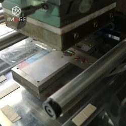 La chaleur enregistrés appuyez sur les étiquettes de film holographique timbre chaud