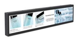 Fabricant Chuangweida Moniteur d'affichage LCD 24 pouces de recommander et aider au centre commercial