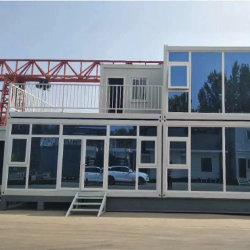 Высокое качество сборные контейнер Дом для управления