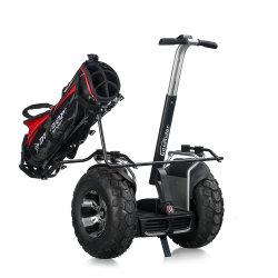 2 輪ゴルフスクーター、 72V 4000W 自己バランススクーター、オフロード電気自動車