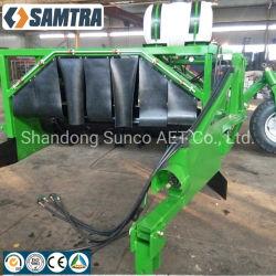 La mejor calidad! ! Ruedas de tractor tipo Trail abono turner/ máquina Agricultura abono turner