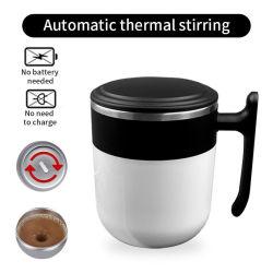 La promotion de nouveaux voyages de mélange automatique double parois de l'autonomie en remuant tasse à café tasse Cadeaux