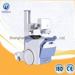 특별한 Bedside Machine 고주파 이동할 수 있는 디지털 엑스레이 기계 박사 방사선 사진술 시스템 Mex-5200