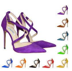 T-Bar cerrado Toe Zapatos Zapatos de baile