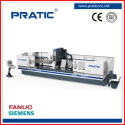 밀링, 드릴링, 절삭 공구를 위한 고온 영업 고속 CNC 선반 수직 기계