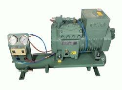 Condición nuevo condensador enfriado por agua Bitzer Unidades Condensadoras de refrigeración