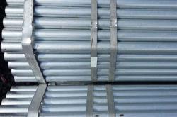 Dn100 heißes eingetauchtes galvanisiertes Kohlenstoffstahl-Rohr des Stahlrohr-ERW