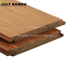 Großhandelsstrang gesponnenes Bambusindustrielles Bambusparkett der bodenbelag-Plattform-14mm