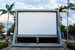 AirTight Design 膨張可能なムービースクリーン