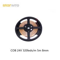 Tiras LED COB de venda a quente DC24V 4.5W