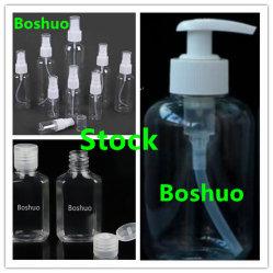 100ml botella de PET envases de plástico de HDPE de mano Champú Gel higienizador alcohol desinfectante Voltear la bomba pulverizadora 80ml 50ml 60ml 500ML 300ml 80 50 100 500 60 300 ml