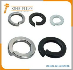 DIN127A DIN127b Lock M2 to M100 Plain Zp Yzp Black (قفل DIN127b M2 إلى M100 Plain Zp Yzp Black HDG الكربون قفل زنبرك الصلب المقاوم للصدأ قفل قفل قفل الغسالة