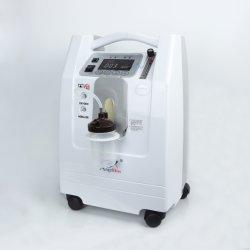 Электрический переносной кислородный концентратор/большой высоте пяти литров генератор кислорода