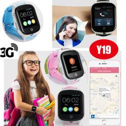 3G 먼 사진기를 가진 긴 근무 시간 시계 추적자 GPS