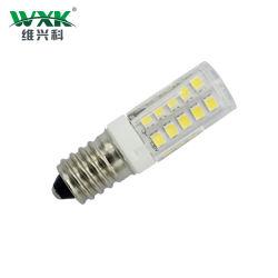 E14 G9 LED Birnen wärmen weißes 3.5W, das mit 35W Halogenbirnen, G9 E14 Kapsel-Lampen für Kristalldeckenleuchten, G9 Lampe der Kontaktbuchse-LED gleichwertig ist