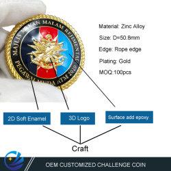 مصنع الصين للحرف المعدنية المخصصة هدايا تذكارية ترويجية للعملات المعدنية مكملات ماليزيا الولايات المتحدة كندا تتحدى Coin الجيش 3D المعادن العسكرية عملات معدنية تاريخية