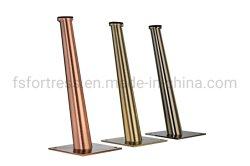 Tavola di legno da tè utilizzare Ufficio Metalware divano gamba Fortezza piede Hardware per mobili a buon mercato Moda