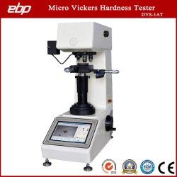 Sistema computadorizado Digital Micro Testador de dureza Vickers software de câmera de Computador Integrado