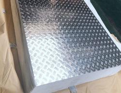 6mm 미끄럼 방지 체크 무늬 플레이트 알루미늄 체크 무늬 플레이트