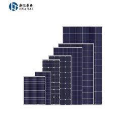 500Wモノラルマルチ結晶の適用範囲が広い太陽電池
