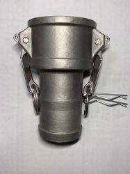SS316 Typ C Camlock Schnellkupplung angepasst